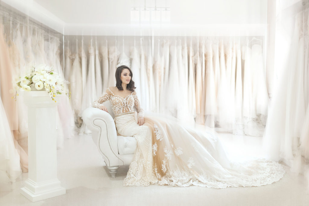 wedding dress hire
